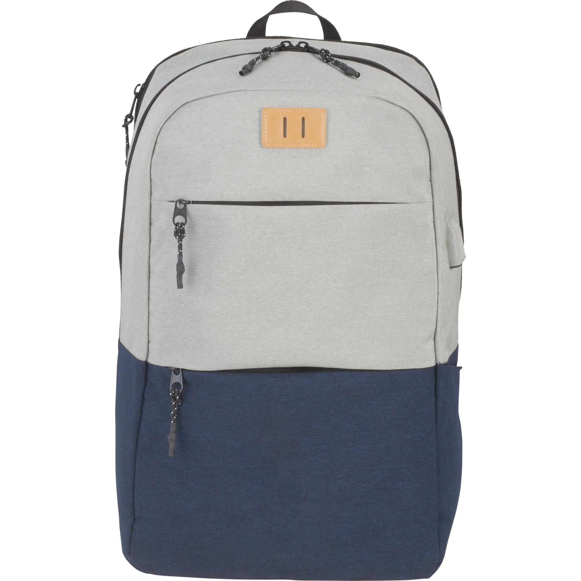 """LEEDS 3850-21 - Linden 15"""" Computer Backpack"""