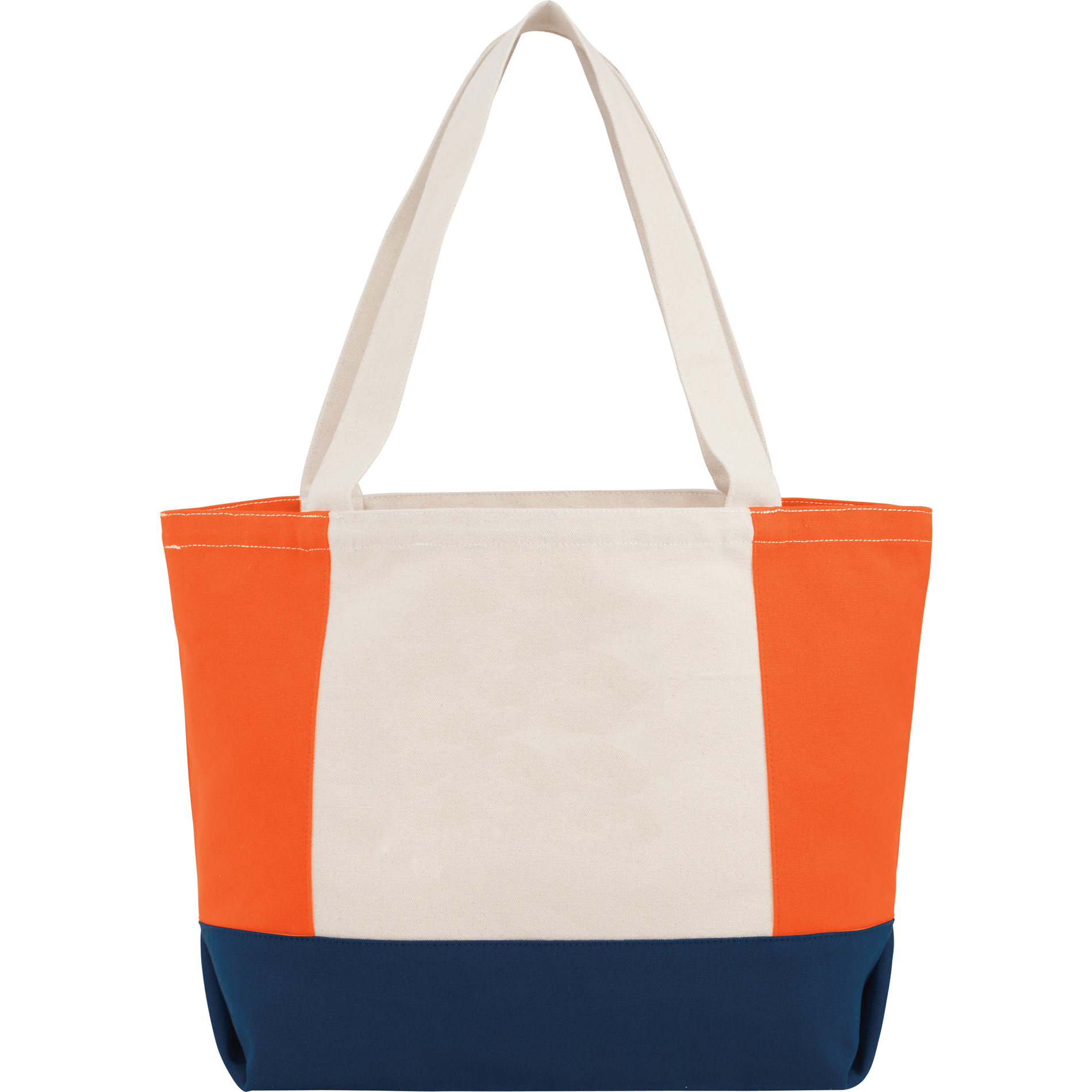LEEDS 7900-13 - Nantucket 16oz Cotton Canvas Boat Tote
