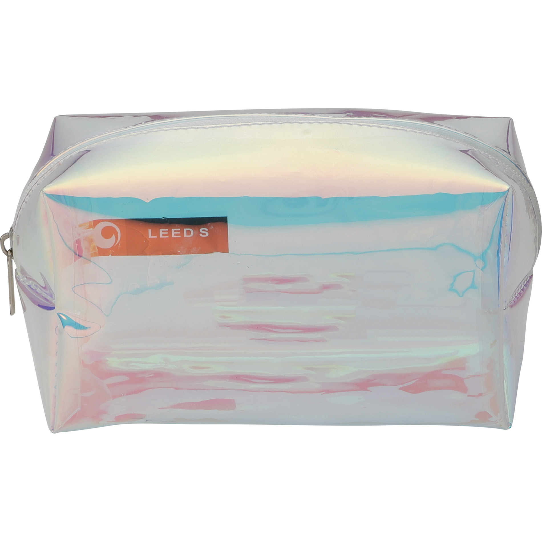 LEEDS 8700-05 - Iridescent Travel Pouch