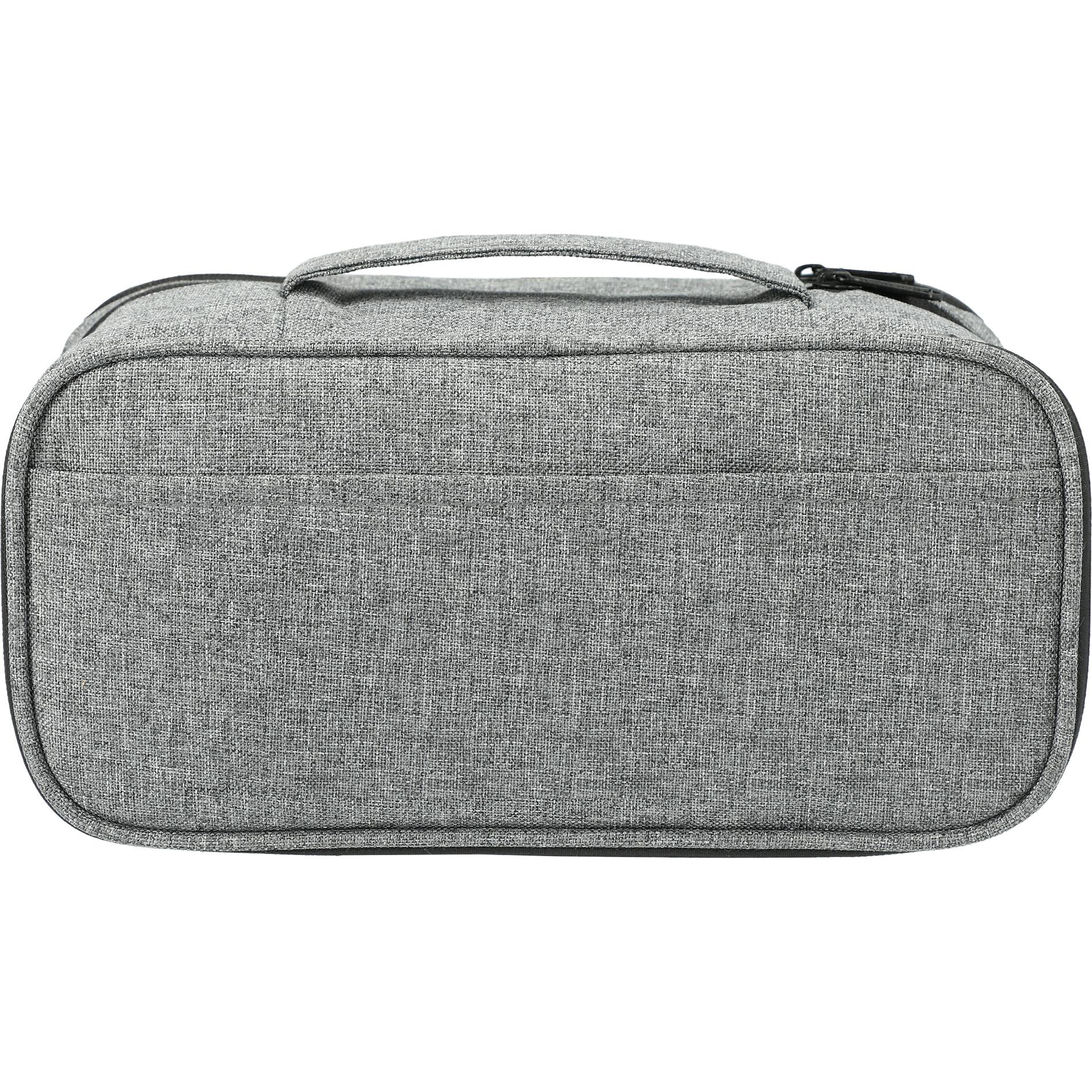 LEEDS 3450-97 - Deluxe Toiletry Bag