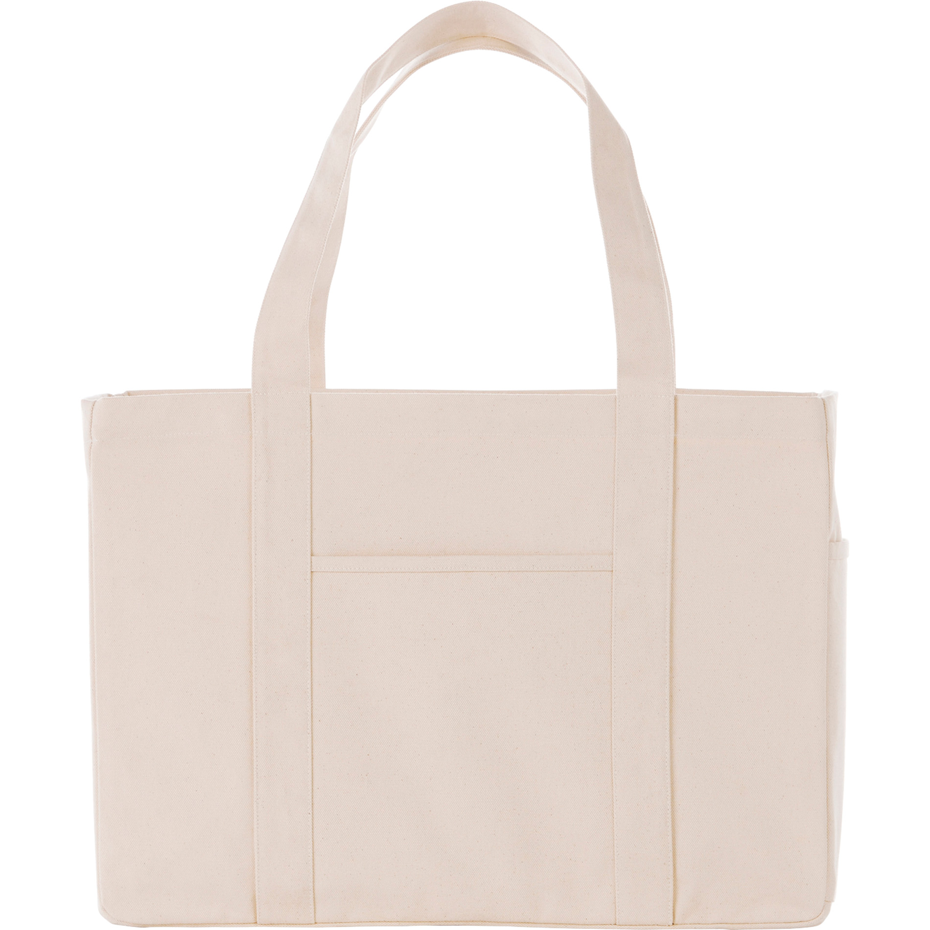 LEEDS 7900-85 - Large 20 oz. Cotton Canvas Utility Tote