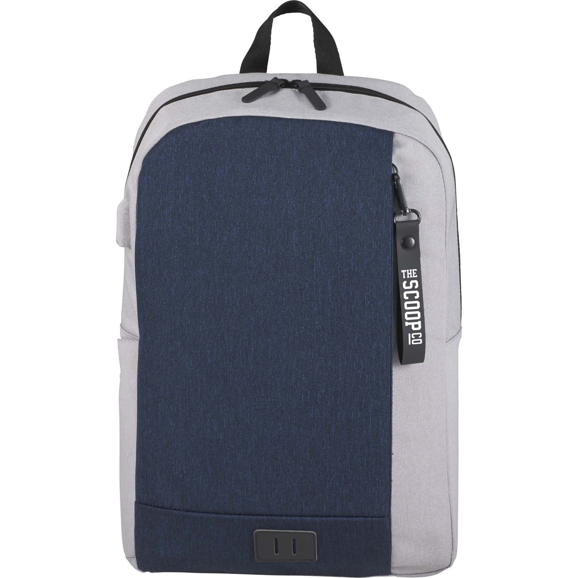 "LEEDS NBN 3950-01 - Whitby Slim 15"" Computer Backpack with USB Port"