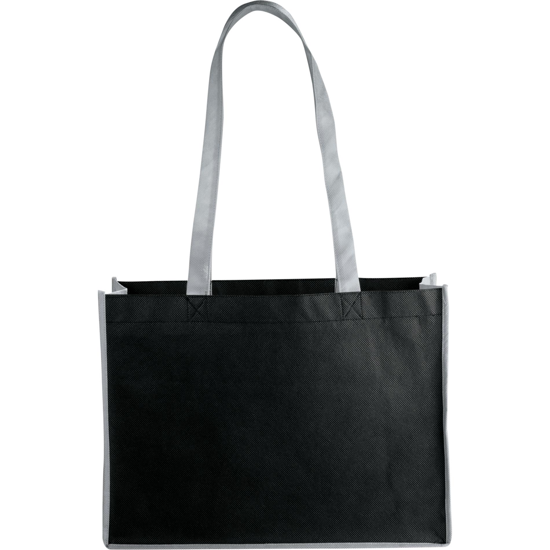 LEEDS 2150-42 - Non-Woven Small Shopper Tote