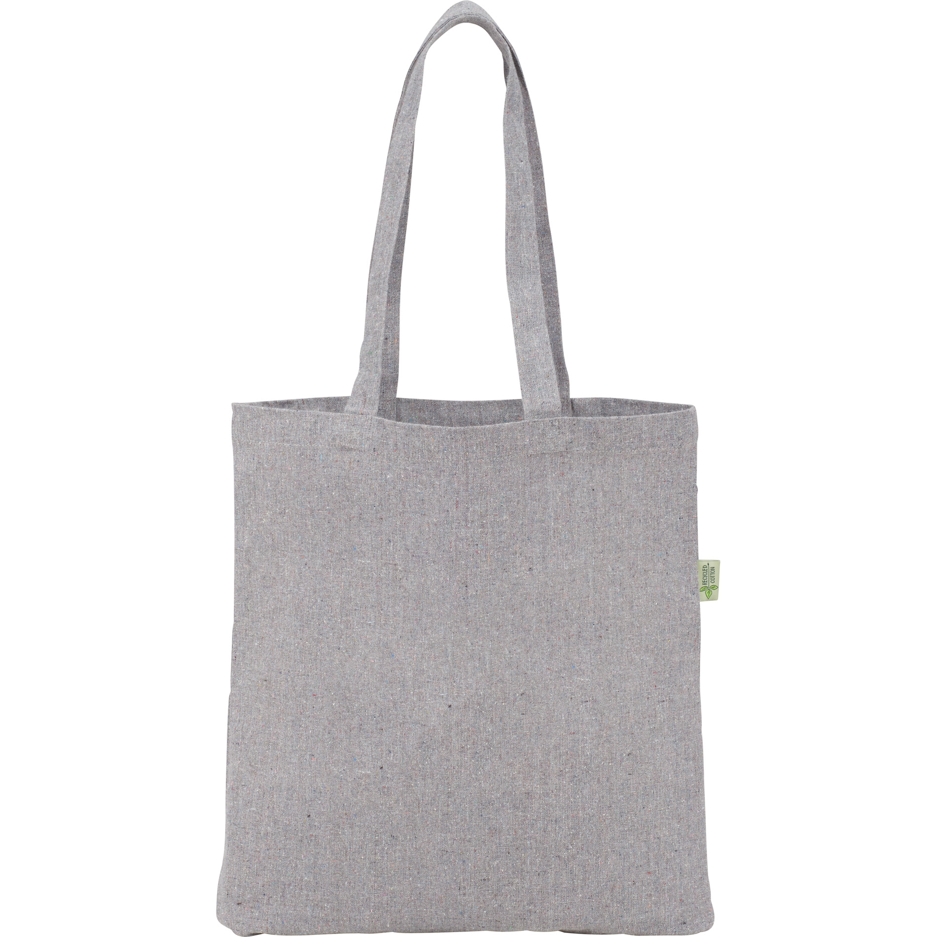 LEEDS 7901-06 - Recycled Cotton Convention Tote