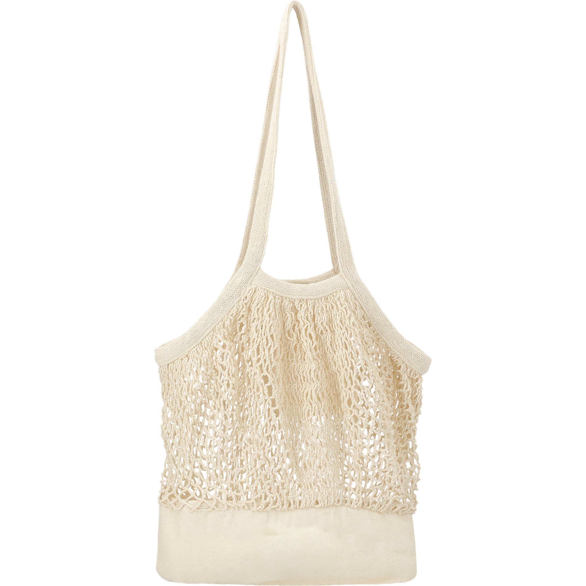 LEEDS 7900-97 - Riviera Cotton Mesh Convention Tote