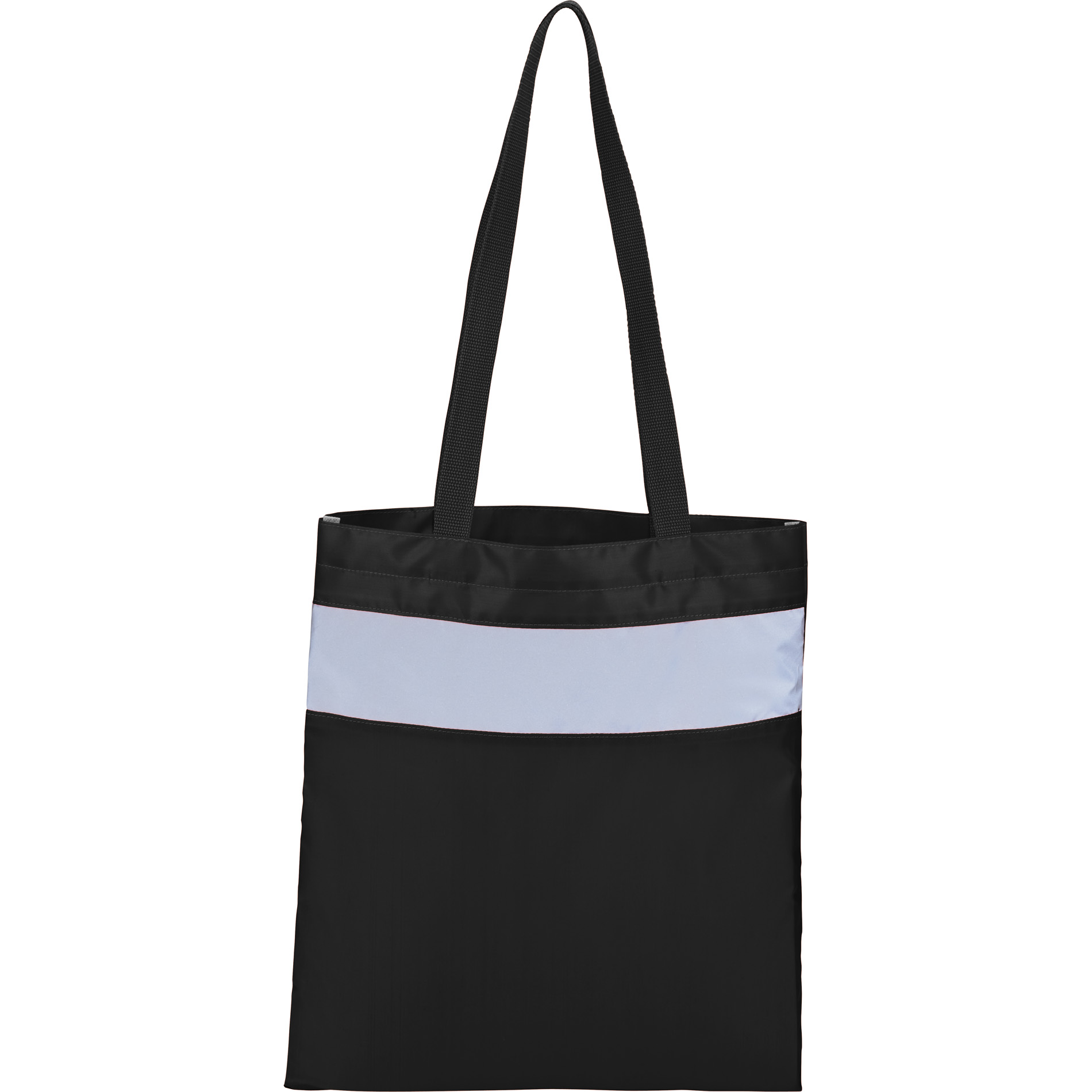 LEEDS SM-5790 - Reflective Convention Tote