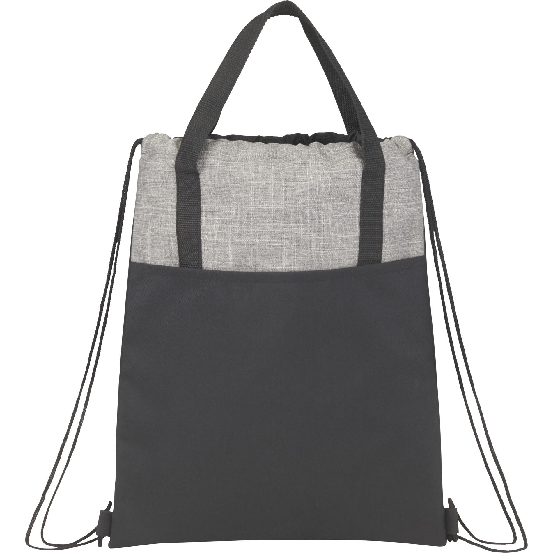 LEEDS SM-5893 - Cycle Recycled Drawstring Bag