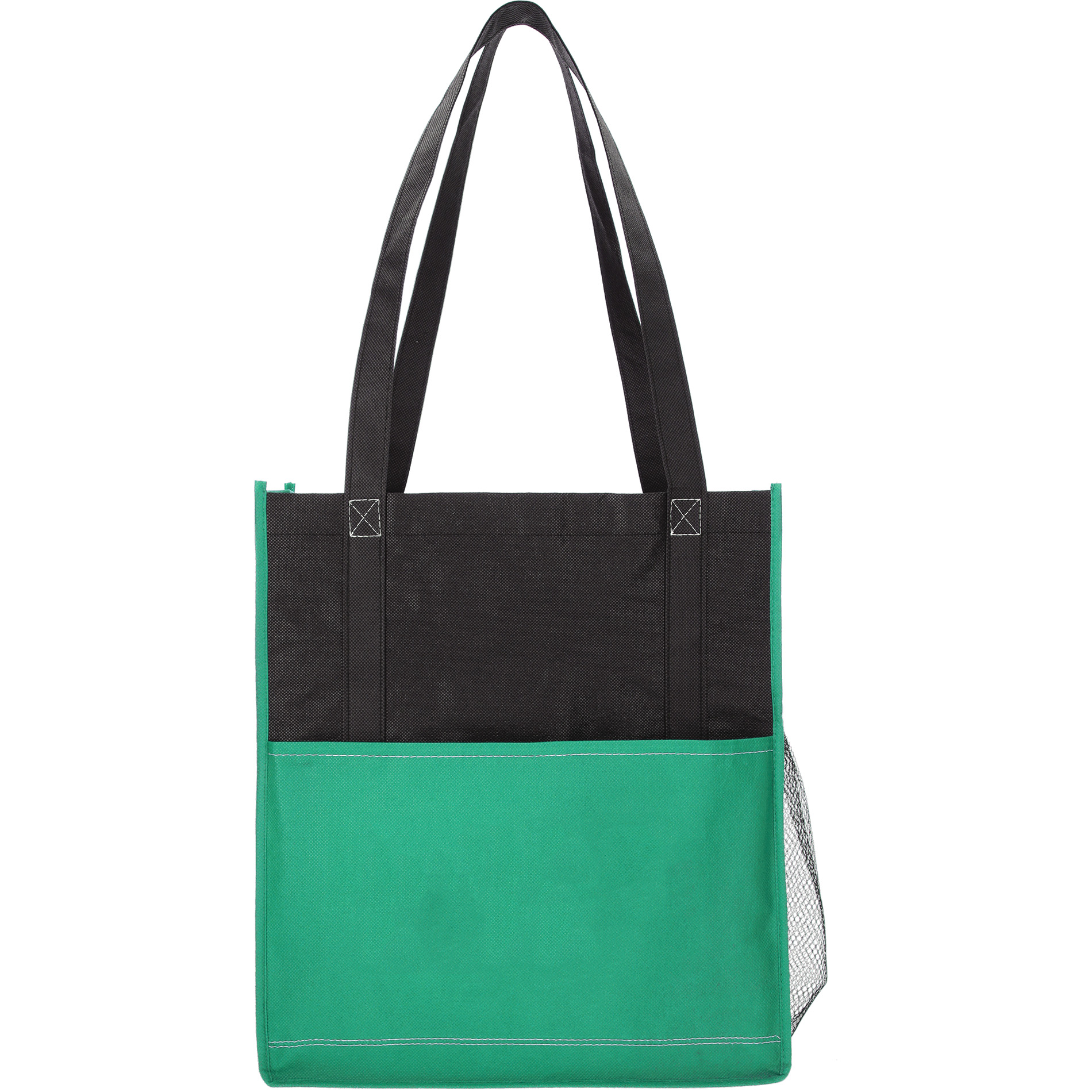 LEEDS SM-7042 - Deluxe Non-Woven Business Tote