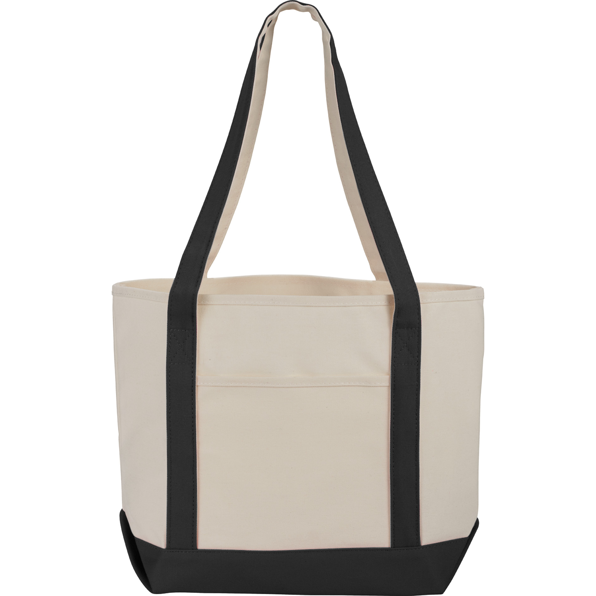 LEEDS SM-7216 - Classic 12oz Cotton Canvas Boat Tote