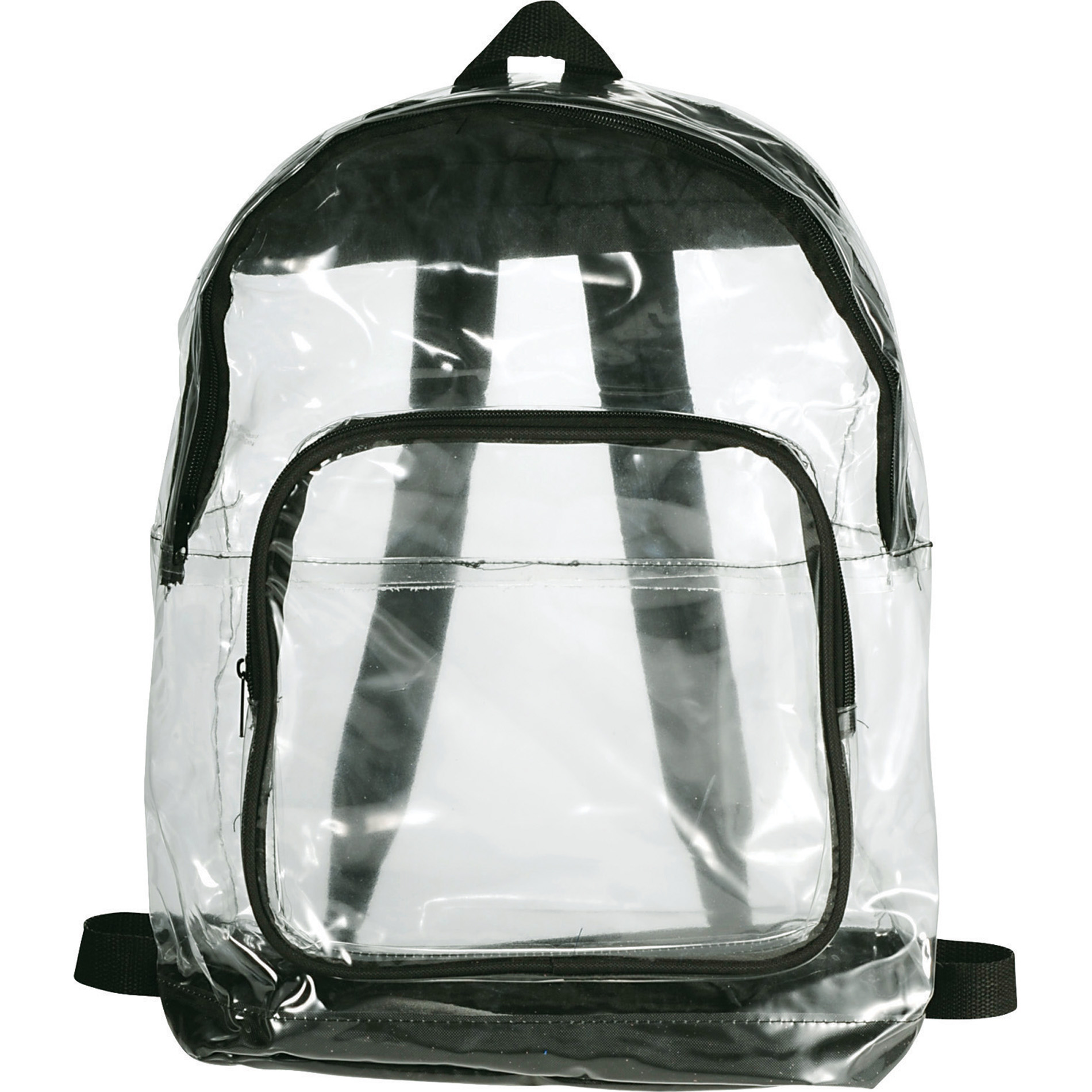 LEEDS SM-7300 - Rally Clear Backpack