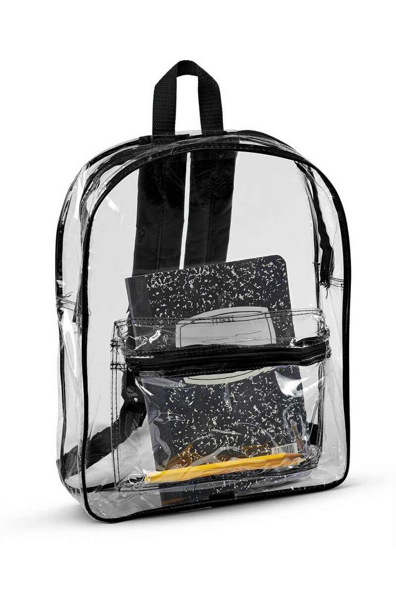 Liberty Bags 7010 - Clear PVC Backpack