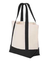 Liberty Bags 8867 - 11 Ounce Small Cotton Canvas Boater ...