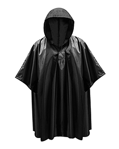 Liberty Bags A001 - Rain Warrior Performance Rain Poncho