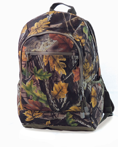 Liberty Bags Drop Ship 5565 - Sherwood Camo Backpack