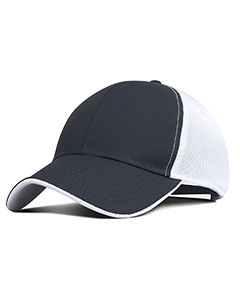 Fahrenheit F366 - Performance Pearl Nylon Mesh Back Cap