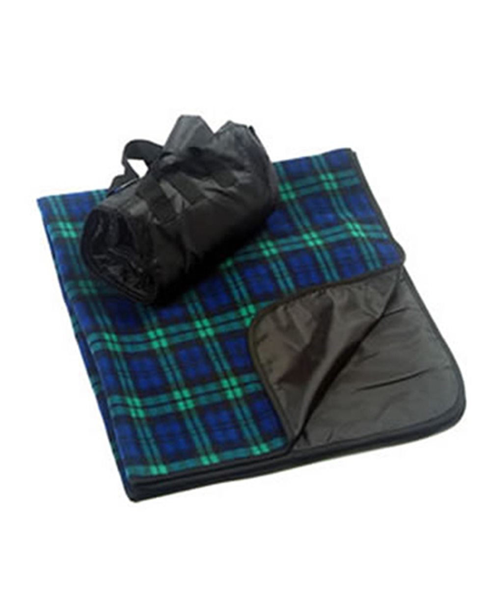 Liberty Bags 8702 - Alpine Fleece Patterned Picnic Blanket