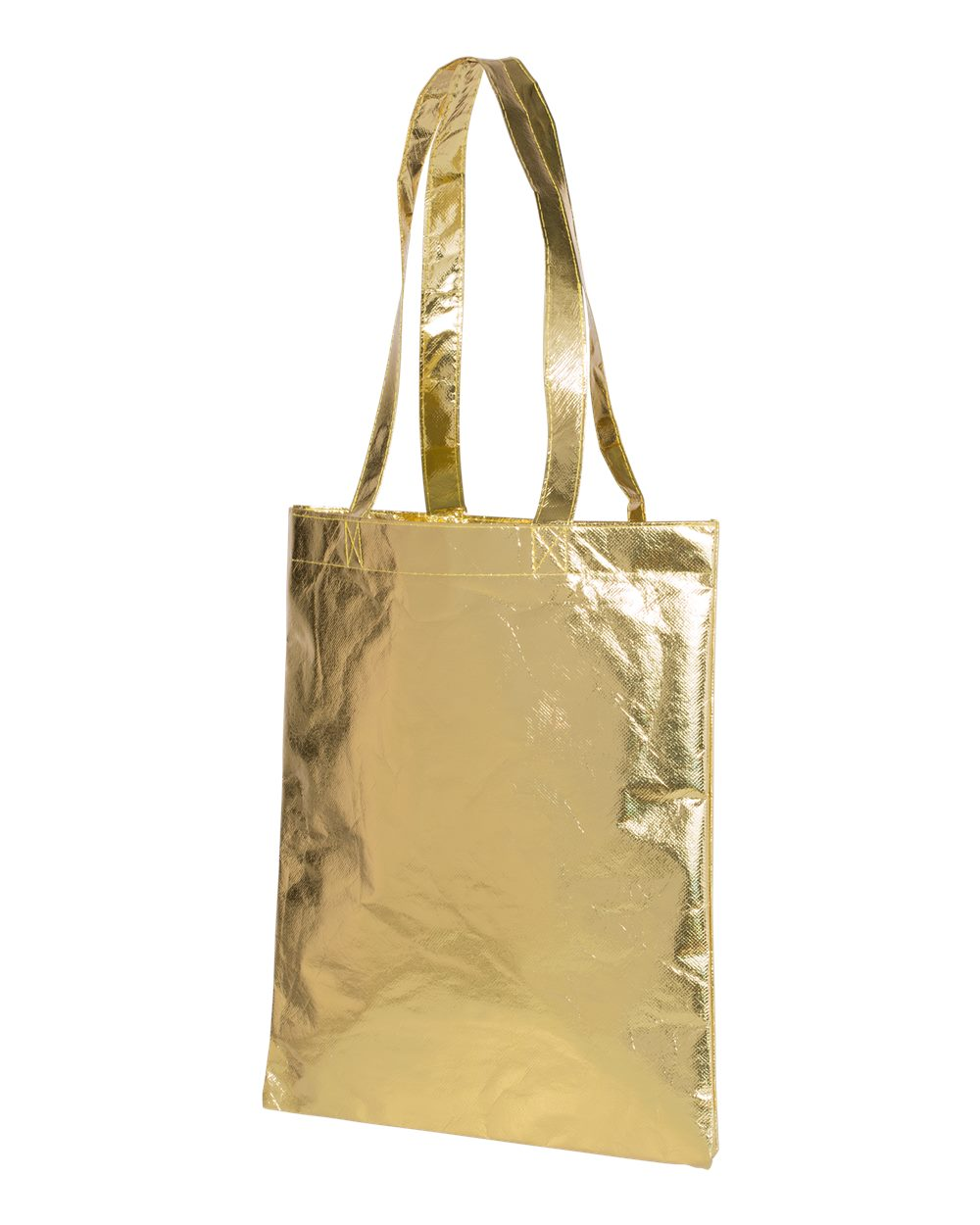 Liberty Bags FT003M - Metallic Tote