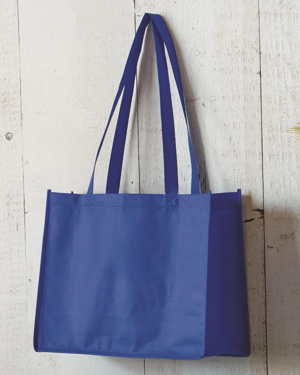 Liberty Bags A134 - Non-Woven Deluxe Jr. Tote
