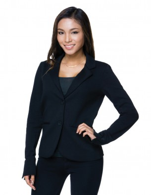 Lilac Bloom LB683 - Women's Two Button Blazer