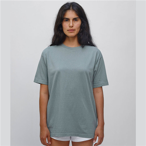 Los Angeles Apparel 1801 - Short Sleeve Garment Dyed ...