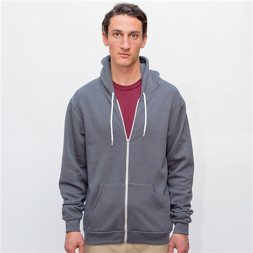 Los Angeles Apparel FF97 - Flex Fleece Zip Hoodie
