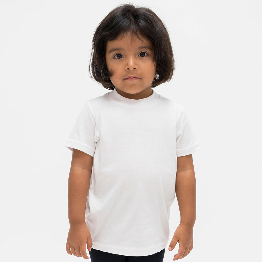 Los Angeles Apparel 21005 - Toddler Unisex Fine Jersey ...
