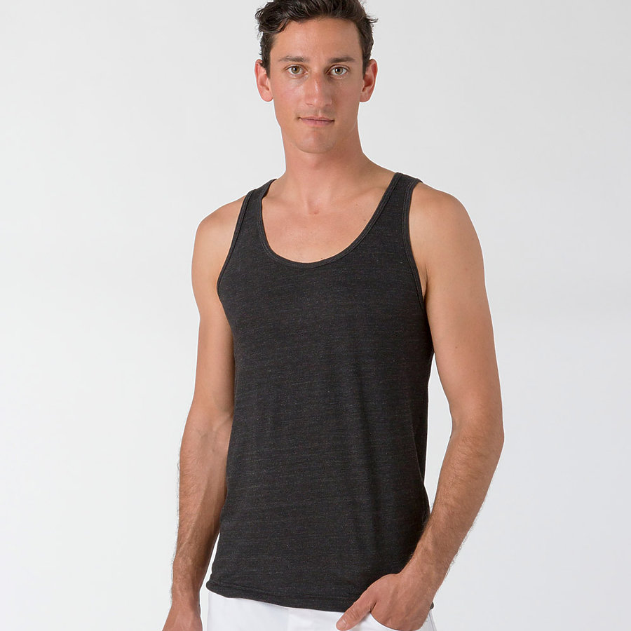 Los Angeles Apparel TR08 - Unisex Tri-Blend Tank