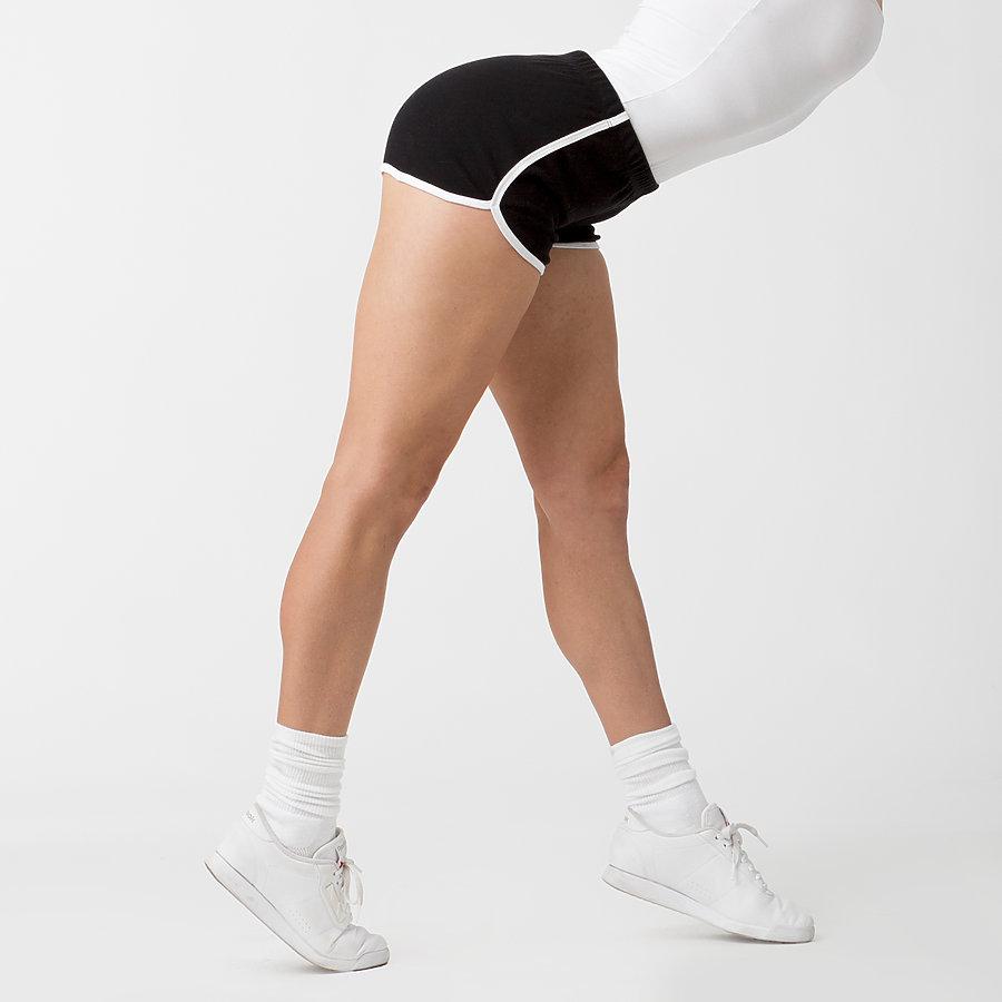 Los Angeles Apparel 73001 - Women's Interlock Running Short