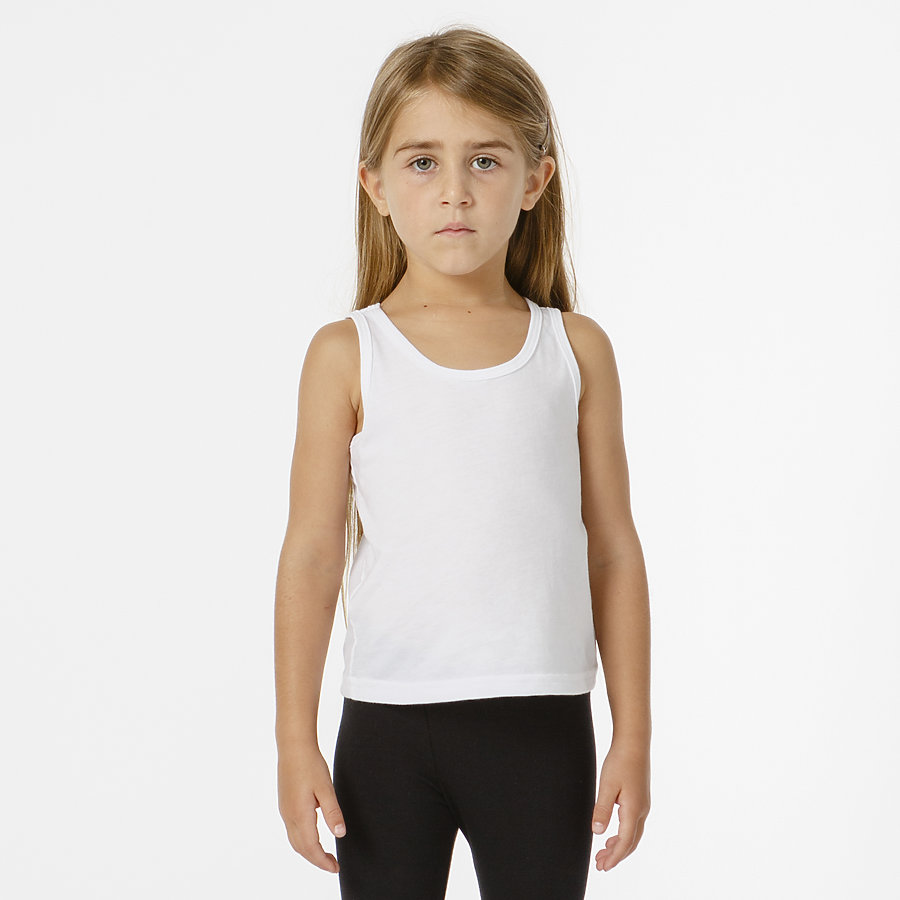 Los Angeles Apparel FF2008 - Youth Poly/Cotton Tank
