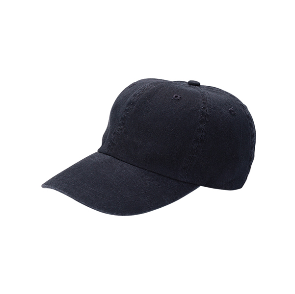 Mega Cap 7652 - Low Profile Dyed Cotton Twill Washed Cap