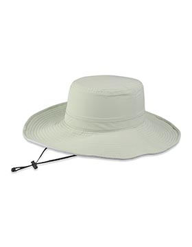 Mega Cap J7228 - Juniper Taslon UV Bucket Hat w/Wire ...