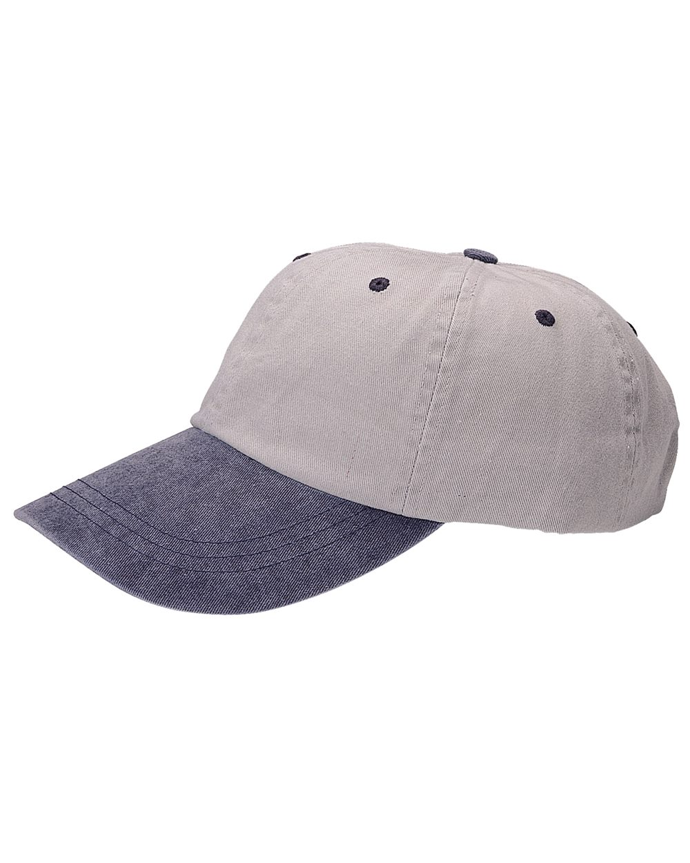 Mega Cap 7601 - Pigment Dyed Cotton Twill Cap