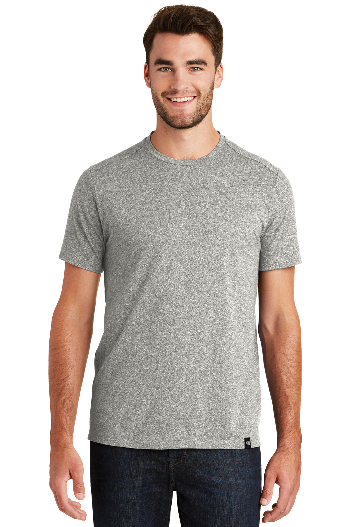 New Era NEA100 - Men's Heritage Blend Crew Tee