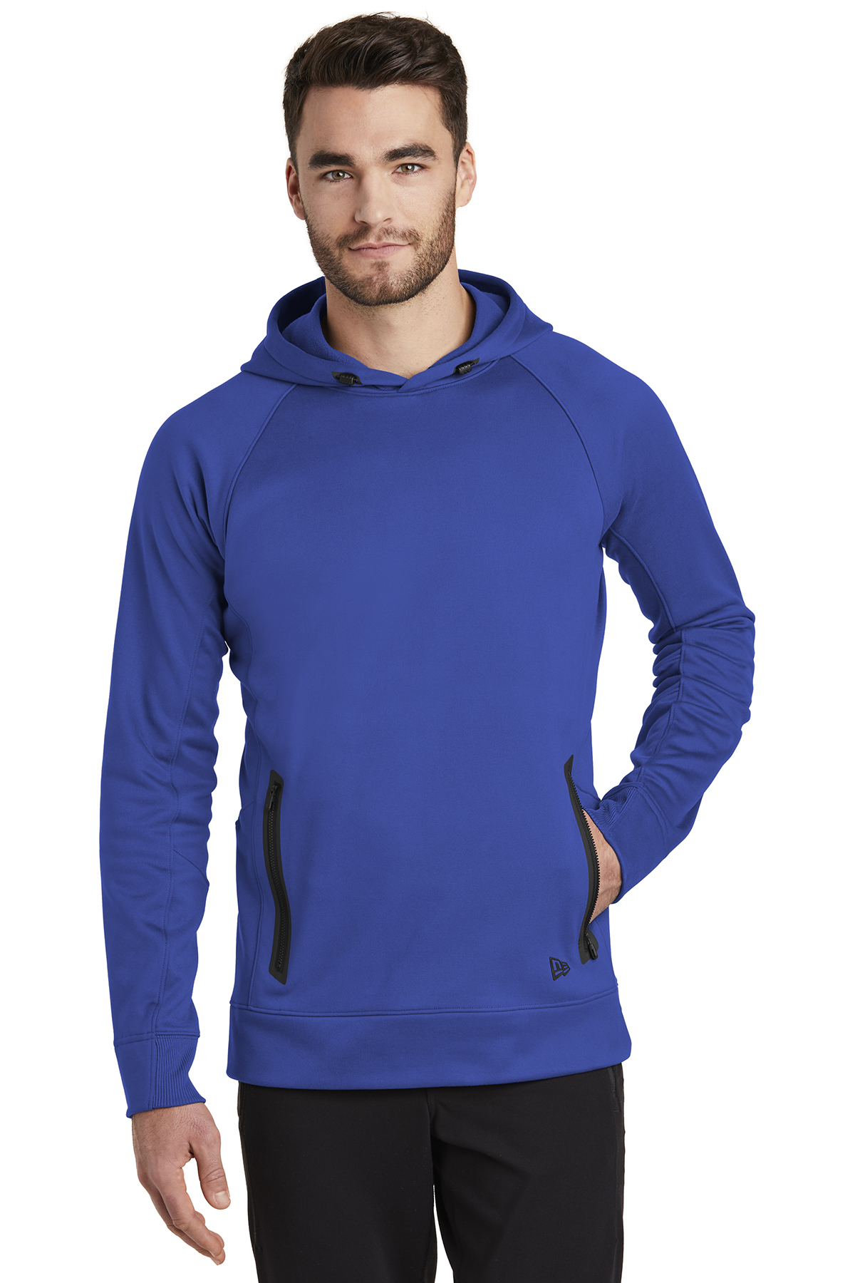 New Era NEA520 - Men's Venue Fleece Pullover Hoodie