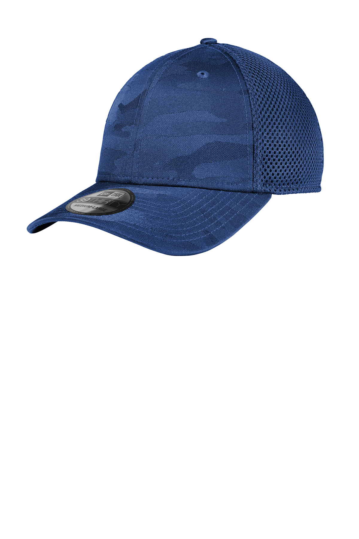 New Era NE1091 - Tonal Camo Stretch Tech Mesh Cap