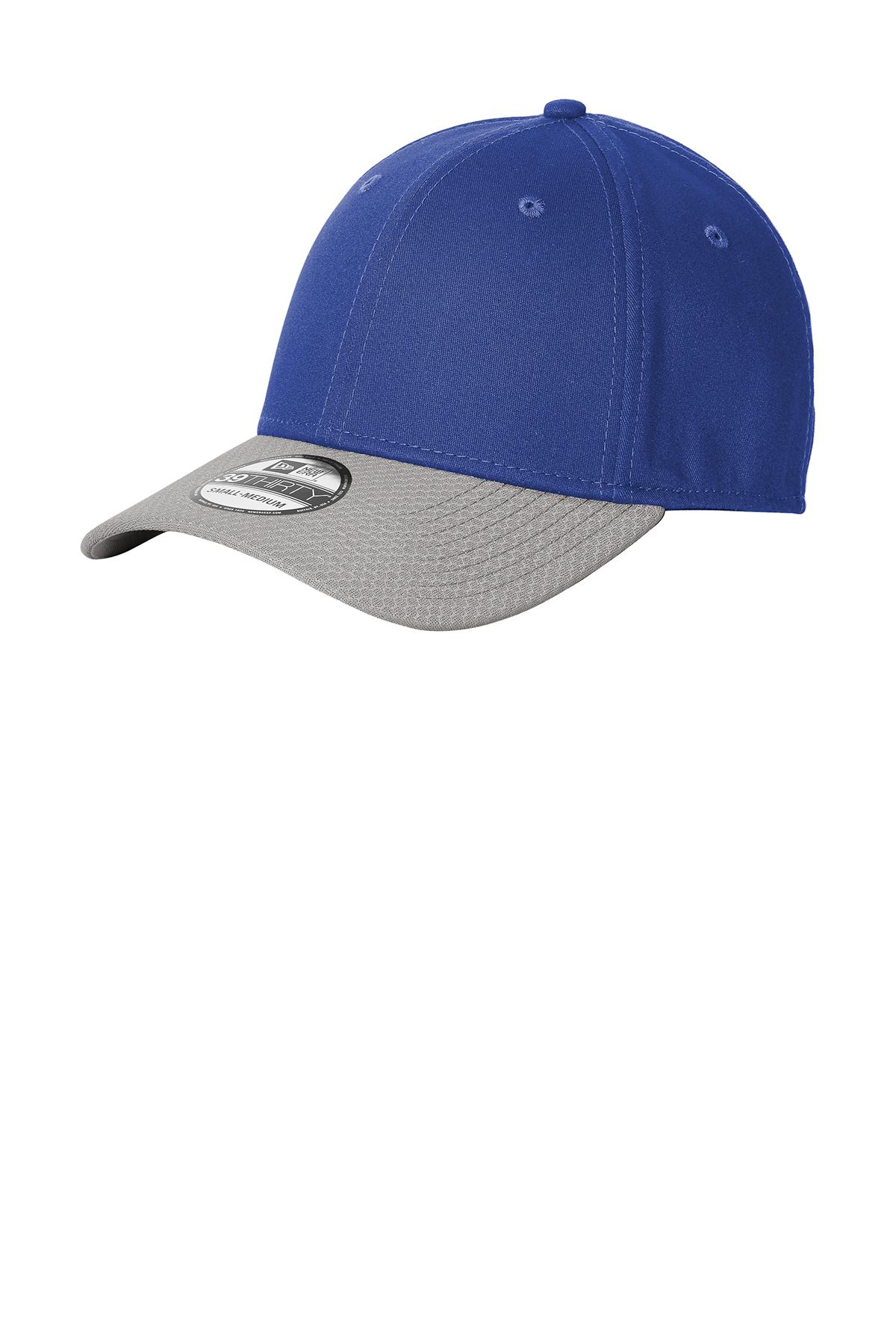 New Era ® NE1122 - Stretch Cotton Striped Cap