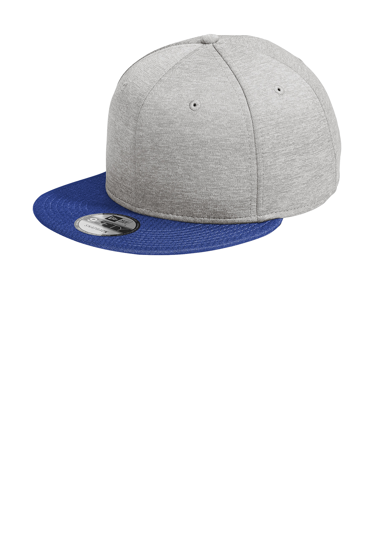 New Era ® NE408 - Shadow Heather Striped Flat Bill ...