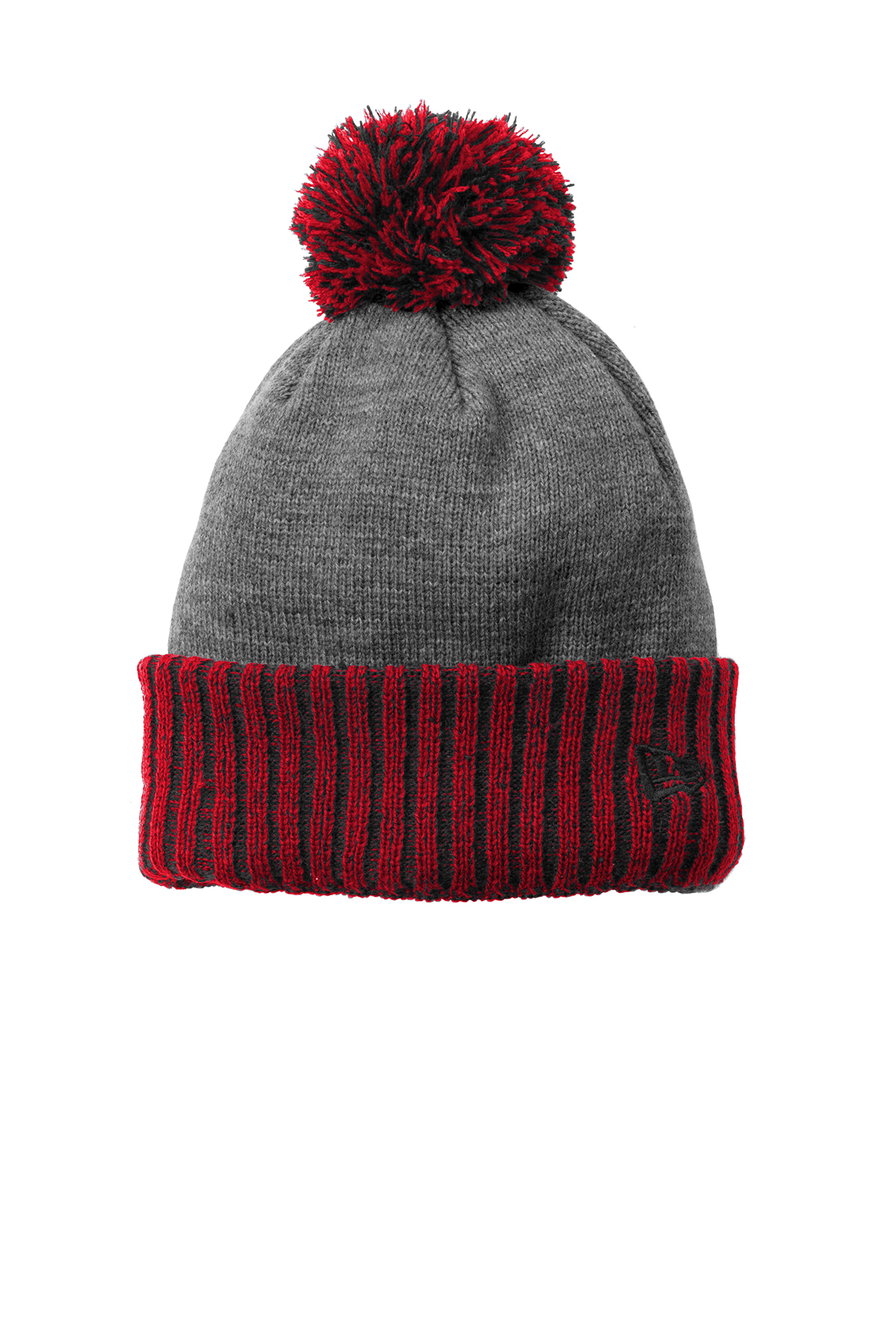 New Era NE904 - Colorblock Cuffed Beanie