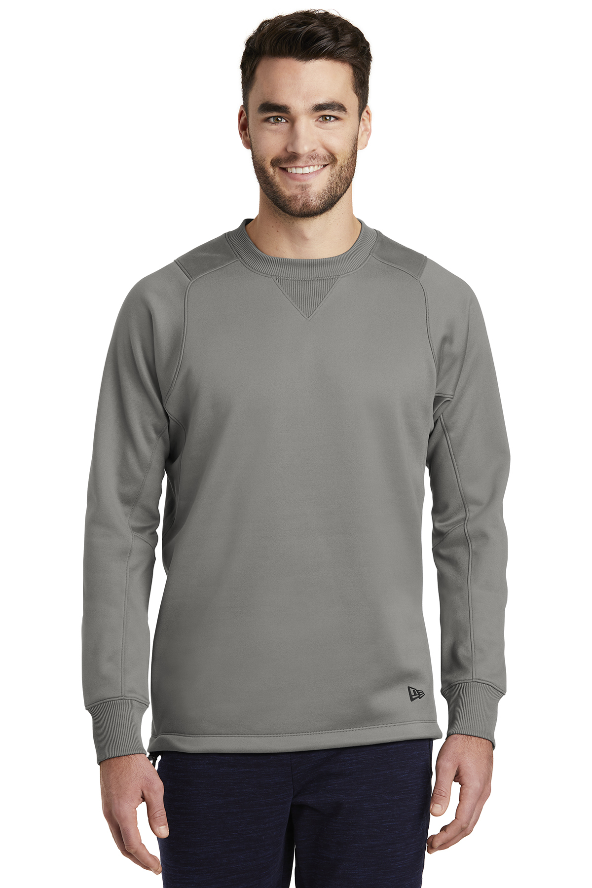 New Era NEA521 - Men's Venue Fleece Crew