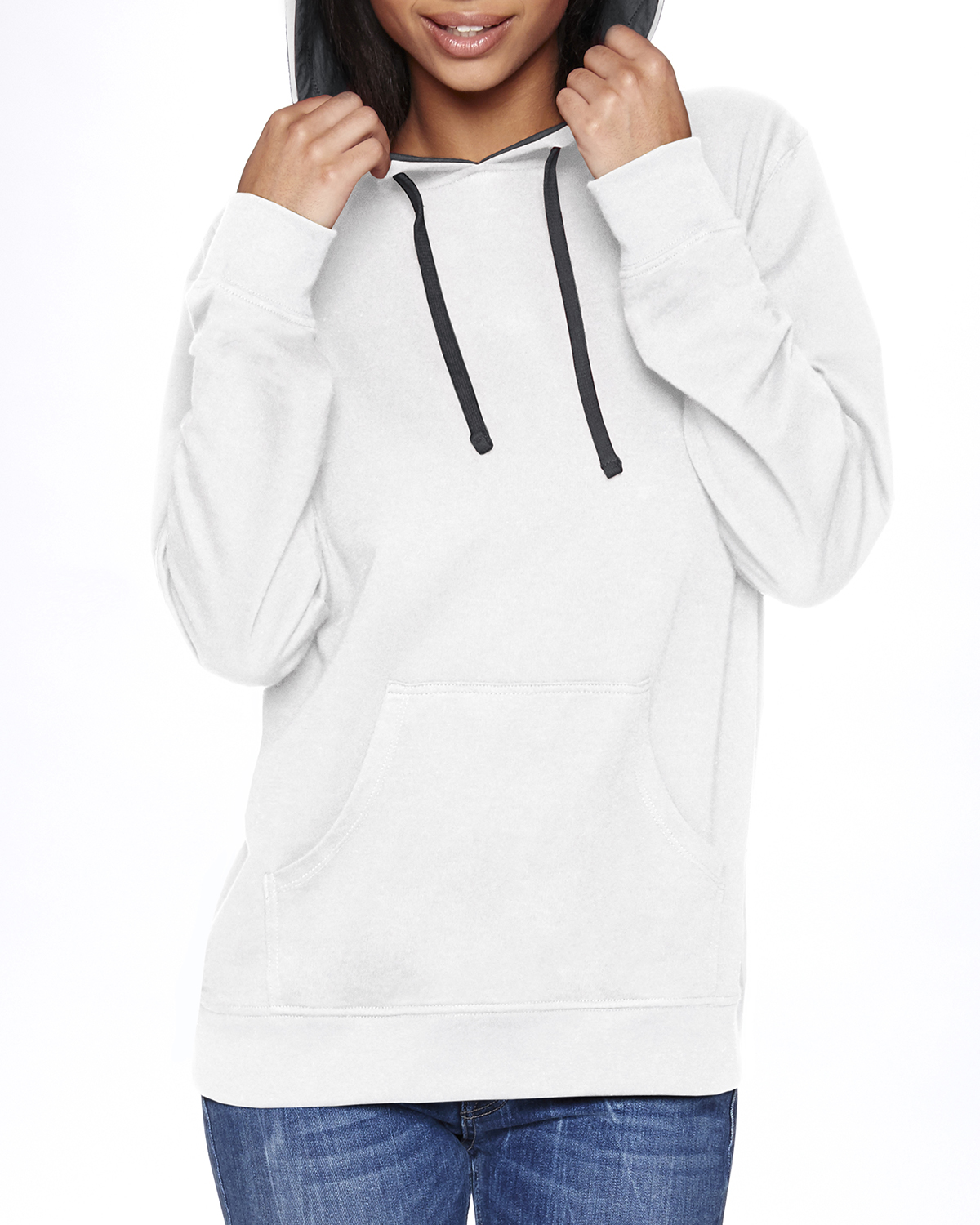 Next Level Apparel 9301 - Unisex French Terry Pullover ...