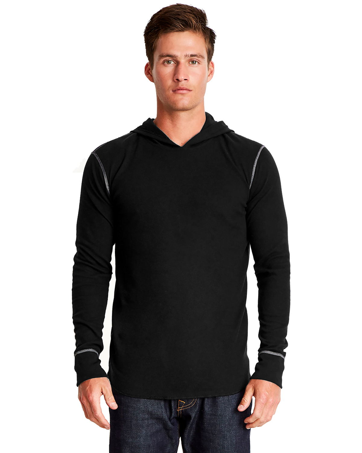 Next Level 8221 - Adult Thermal Hoody