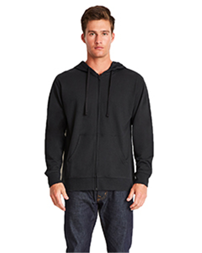 Next Level Apparel 9601 - Adult French Terry Zip Hoody
