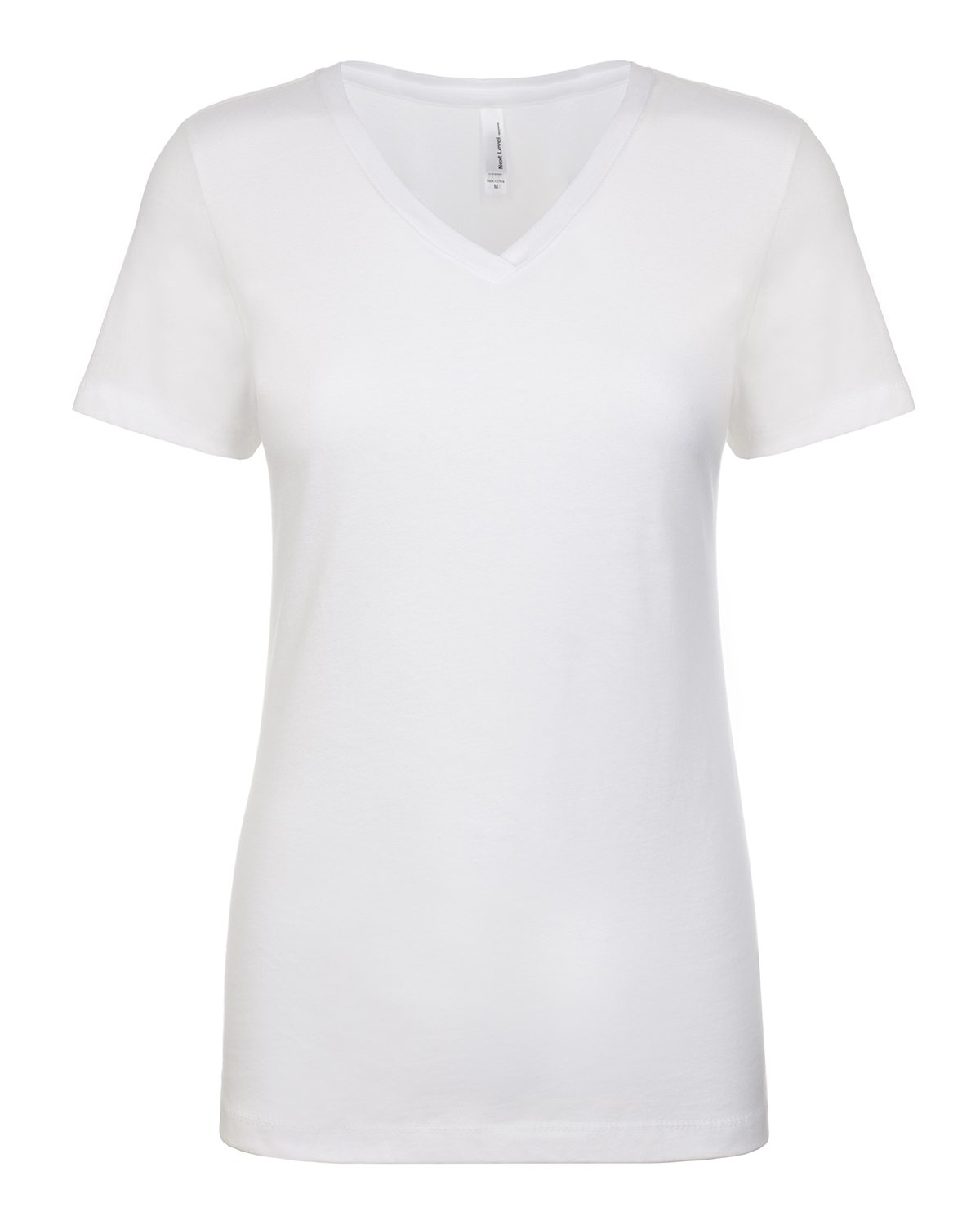 Next Level Apparel N1540 - Ladies' Ideal V-Neck Tee