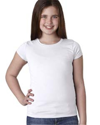 Next Level Apparel N3710 - Girls' Princess Tee