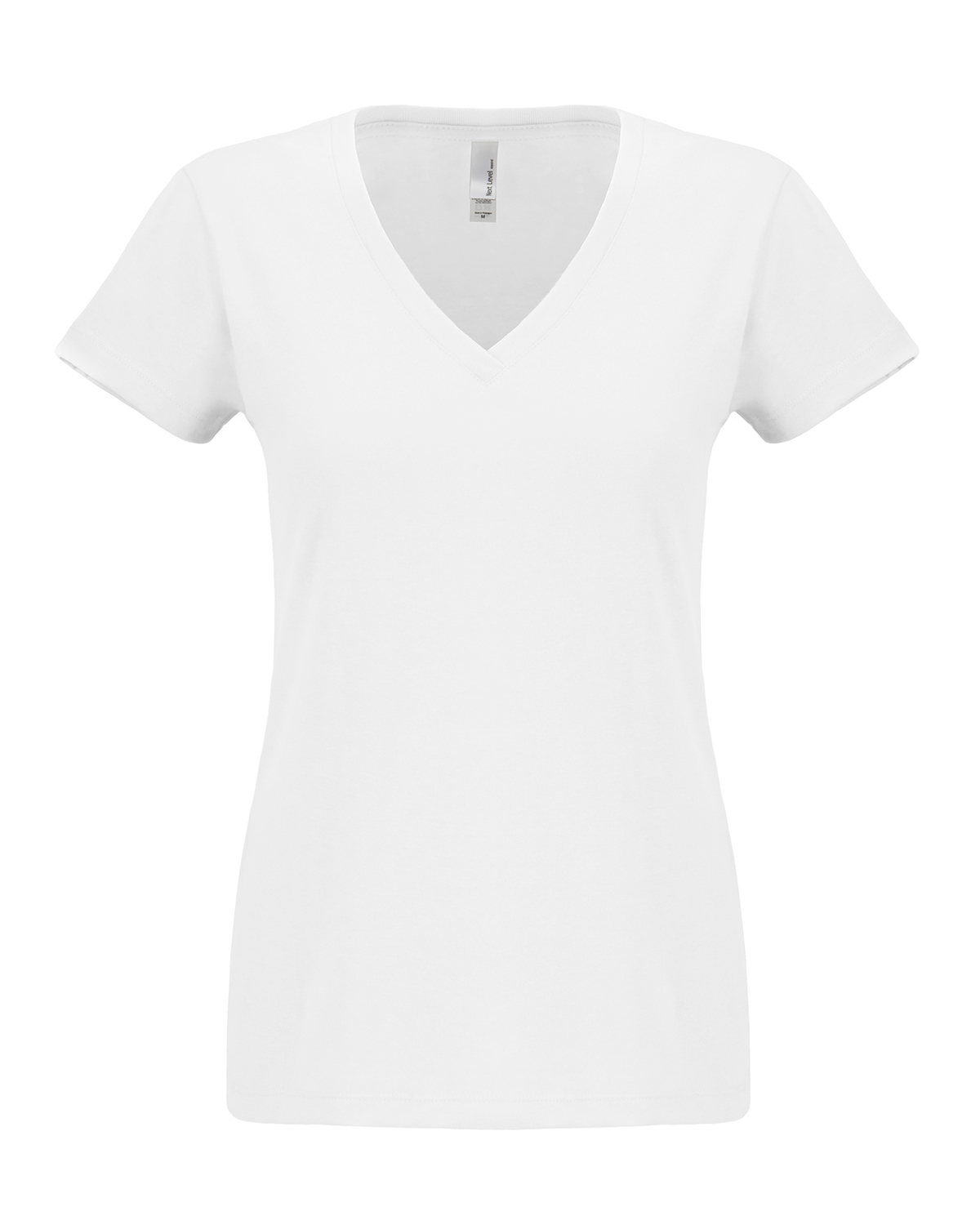 Next Level Apparel N6480 - Ladies' Sueded V Neck Tee