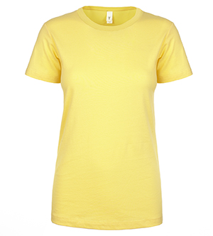 NEXT LEVEL NL1510 - LADIES' IDEAL CREW TEE