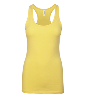 NEXT LEVEL NL6633 - LADIES' JERSEY RACERBACK TANK