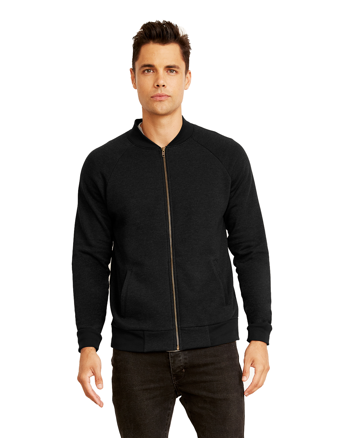 Next Level Apparel 9700 - Unisex PCH Bomber Jacket