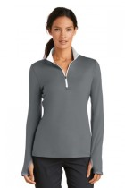 Nike Golf 779796 - Ladies Dri-FIT Stretch 1/2-Zip Cover-...