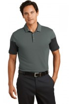Nike Golf 779802 - Dri-FIT Sleeve Colorblock Polo